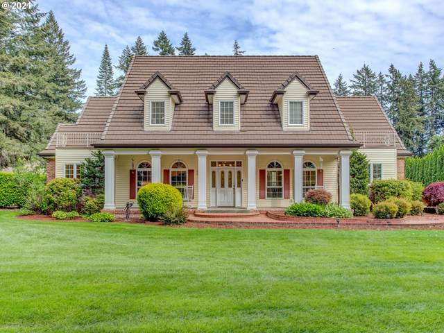 26516 NE Lewisville Hwy, Battle Ground, WA 98604 (MLS #21130471) :: Townsend Jarvis Group Real Estate
