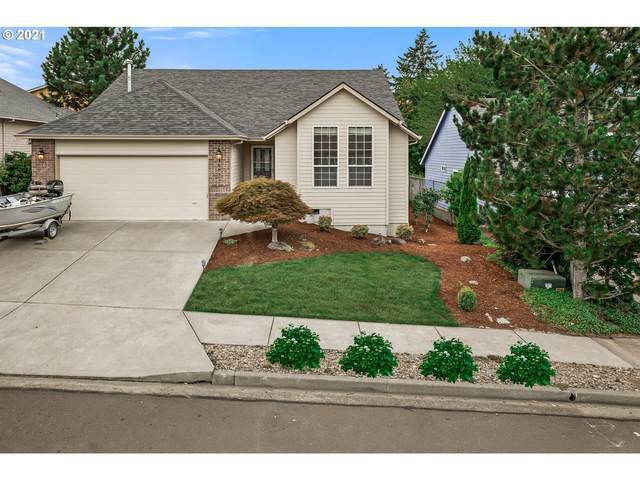 1009 SW Mitchell Ave, Troutdale, OR 97060 (MLS #21130628) :: Keller Williams Portland Central