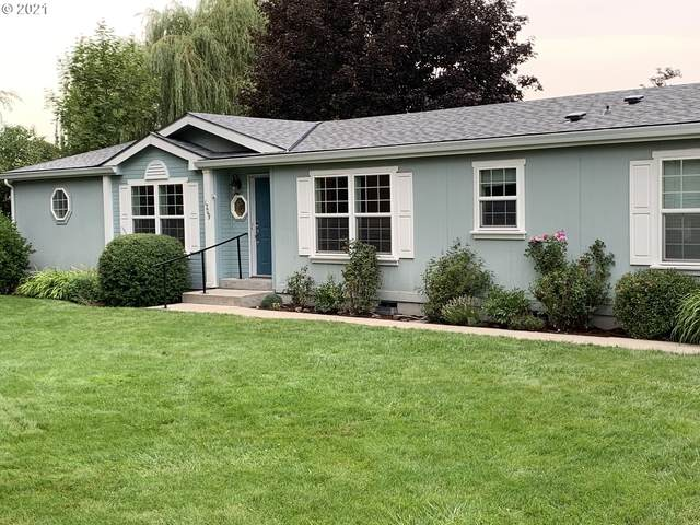 1709 W Arch St, Union, OR 97883 (MLS #21130795) :: Townsend Jarvis Group Real Estate