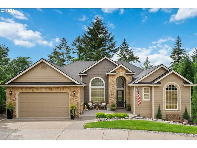 3127 NW 31ST Ave, Camas, WA 98607 (MLS #21130797) :: Next Home Realty Connection