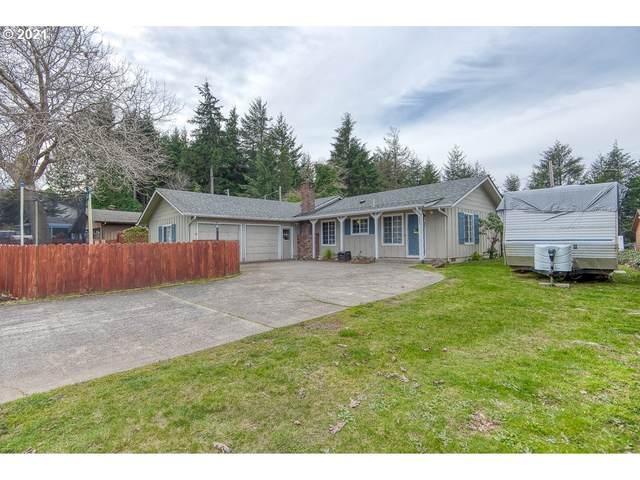 885 Oakway Dr, Coos Bay, OR 97420 (MLS #21130891) :: Fox Real Estate Group