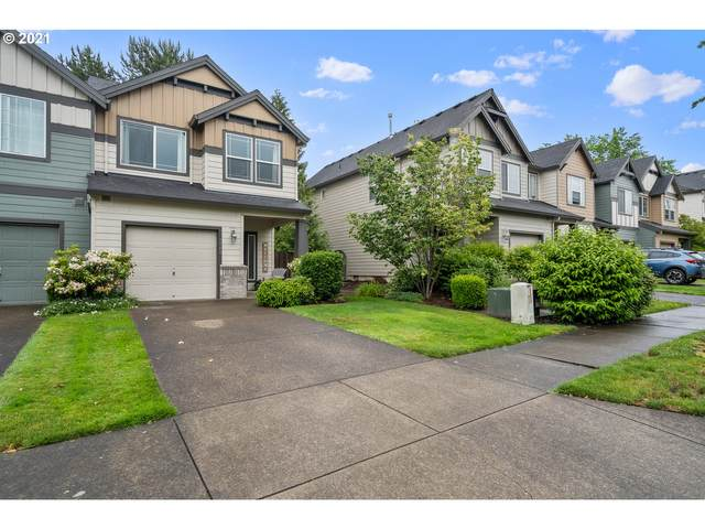 3629 N Oak Hollow Dr, Newberg, OR 97132 (MLS #21130927) :: Fox Real Estate Group