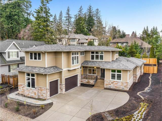 2101 Goodall Ct, Lake Oswego, OR 97034 (MLS #21131404) :: Townsend Jarvis Group Real Estate