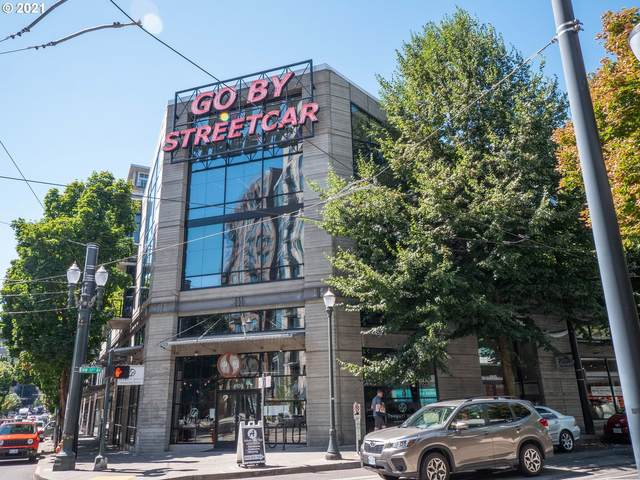 1030 NW 12TH Ave Th2, Portland, OR 97209 (MLS #21131929) :: Premiere Property Group LLC
