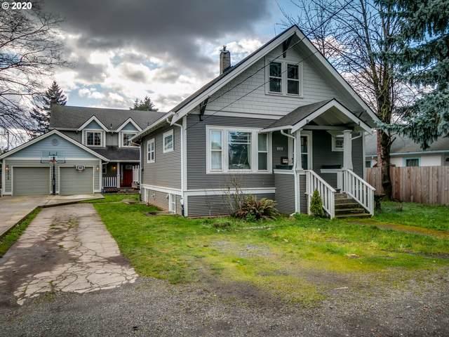 8018 SE Henderson St, Portland, OR 97206 (MLS #21131985) :: Song Real Estate