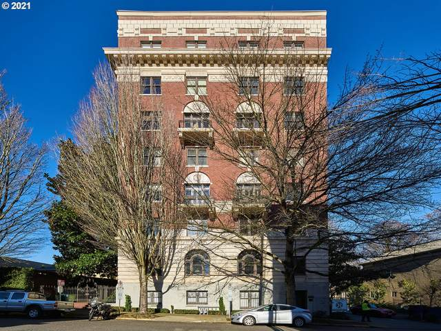 2141 NW Davis St #101, Portland, OR 97210 (MLS #21132075) :: Townsend Jarvis Group Real Estate