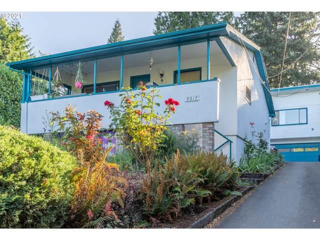 9317 SW View Point Ter, Portland, OR 97219 (MLS #21132183) :: Beach Loop Realty