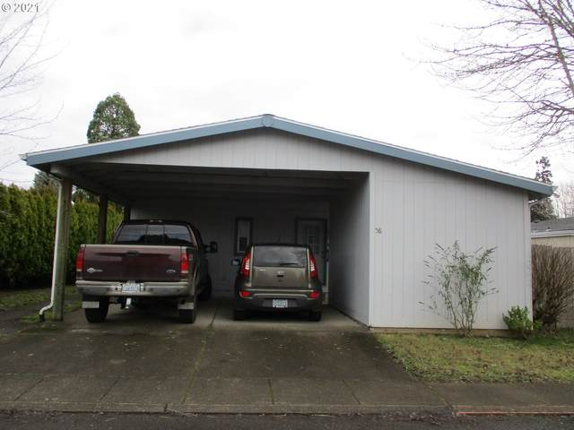 1111 SE 3RD Ave #58, Canby, OR 97013 (MLS #21132404) :: Premiere Property Group LLC
