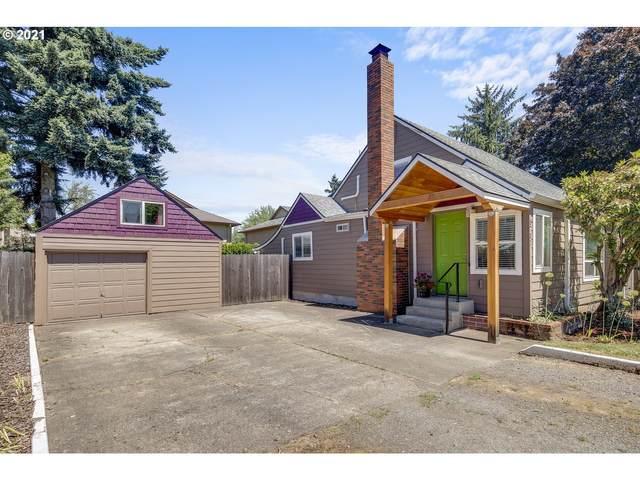 8731 SE Rhone St, Portland, OR 97266 (MLS #21132486) :: Tim Shannon Realty, Inc.