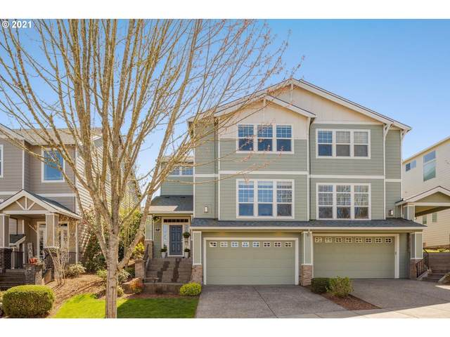 15714 SW Snowy Owl Ln, Beaverton, OR 97007 (MLS #21132565) :: Premiere Property Group LLC