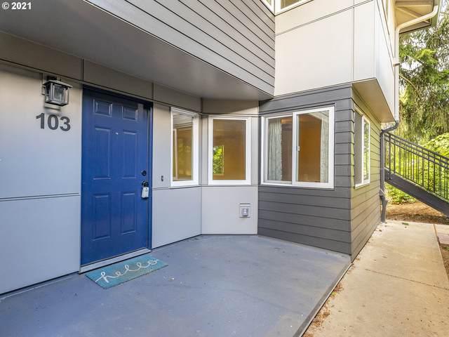 6208 NE 17TH Ave #103, Vancouver, WA 98665 (MLS #21132738) :: Cano Real Estate