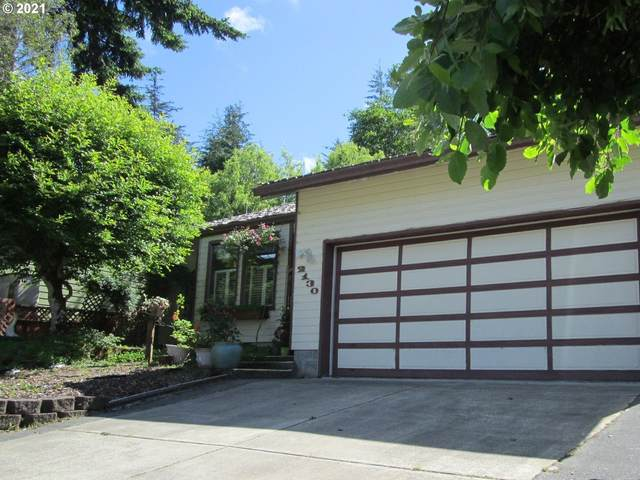 2130 Timberline Dr, Coos Bay, OR 97420 (MLS #21133235) :: The Pacific Group