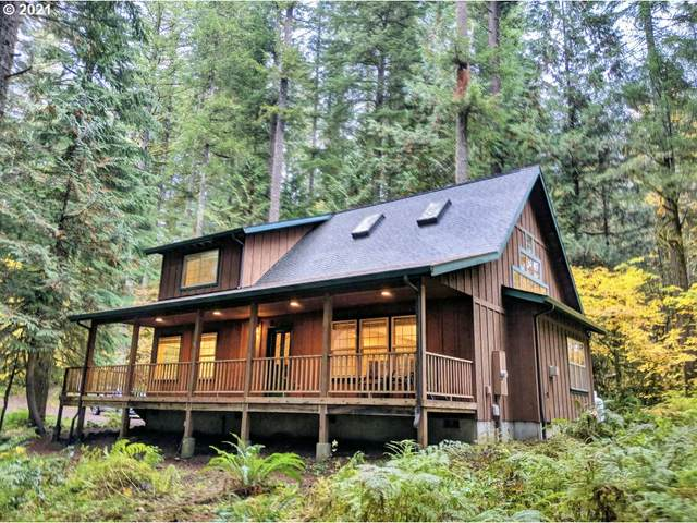 21950 E Cascade St, Rhododendron, OR 97049 (MLS #21133620) :: Stellar Realty Northwest