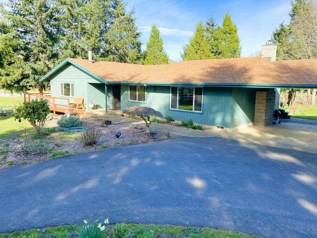 125 Tinkers Ln, Roseburg, OR 97471 (MLS #21133654) :: Townsend Jarvis Group Real Estate