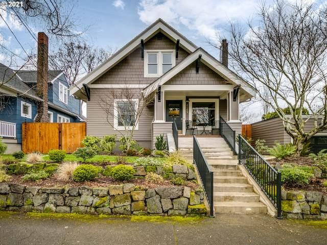 2424 NE 58TH Ave, Portland, OR 97213 (MLS #21134143) :: Lux Properties