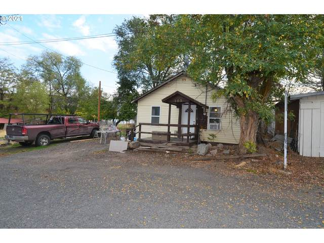 105 SE Gunther St, John Day, OR 97845 (MLS #21134155) :: The Haas Real Estate Team