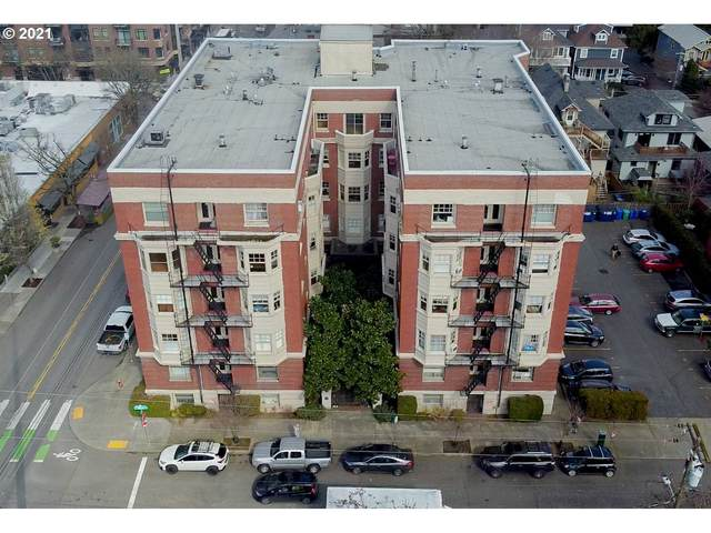 2083 NW Johnson St #1, Portland, OR 97209 (MLS #21134157) :: Holdhusen Real Estate Group