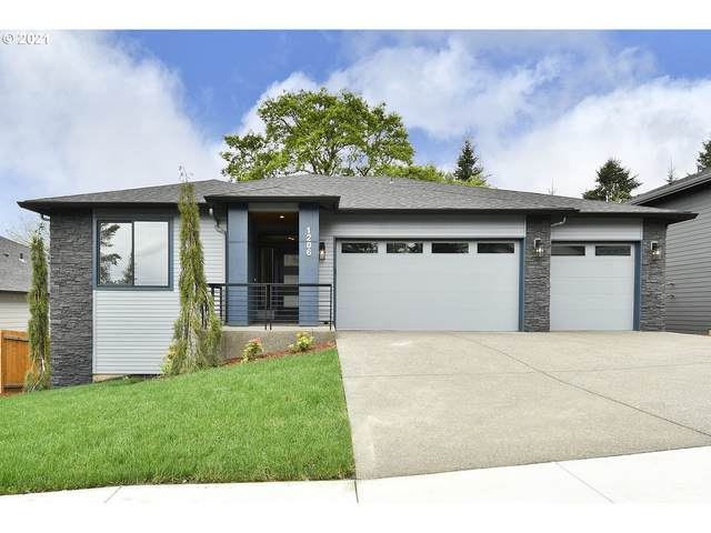 1206 W Avocet Pl, La Center, WA 98629 (MLS #21134158) :: Coho Realty
