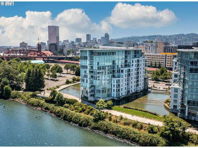 1260 NW Naito Pkwy 311B, Portland, OR 97209 (MLS #21134162) :: Next Home Realty Connection