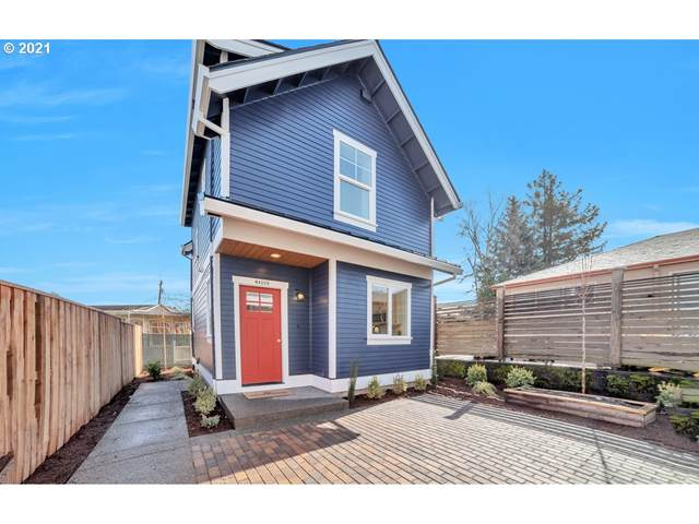 4420 NE 65th Ave B, Portland, OR 97218 (MLS #21134221) :: Fox Real Estate Group
