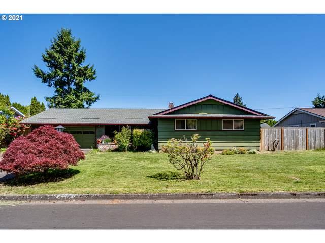 235 Blazer Ave, Eugene, OR 97404 (MLS #21134312) :: Song Real Estate