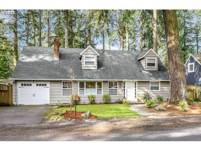 16041 Waluga Dr, Lake Oswego, OR 97035 (MLS #21134452) :: Brantley Christianson Real Estate
