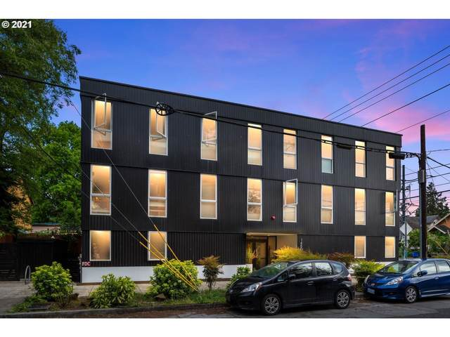 1480 N Jarrett St #203, Portland, OR 97217 (MLS #21134603) :: Next Home Realty Connection