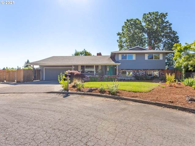 5050 SE Robin Ct, Milwaukie, OR 97267 (MLS #21134606) :: Fox Real Estate Group