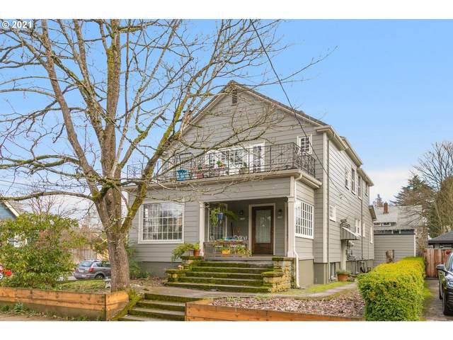 1702 SE 38TH Ave, Portland, OR 97214 (MLS #21134616) :: RE/MAX Integrity