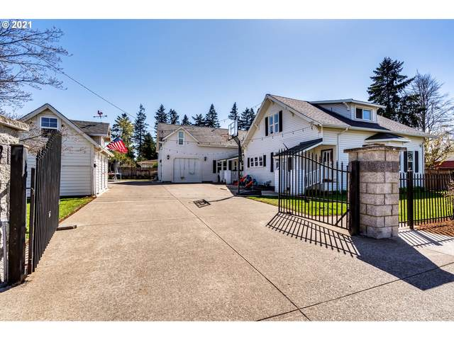 325 Grant Ave, Cottage Grove, OR 97424 (MLS #21135129) :: RE/MAX Integrity