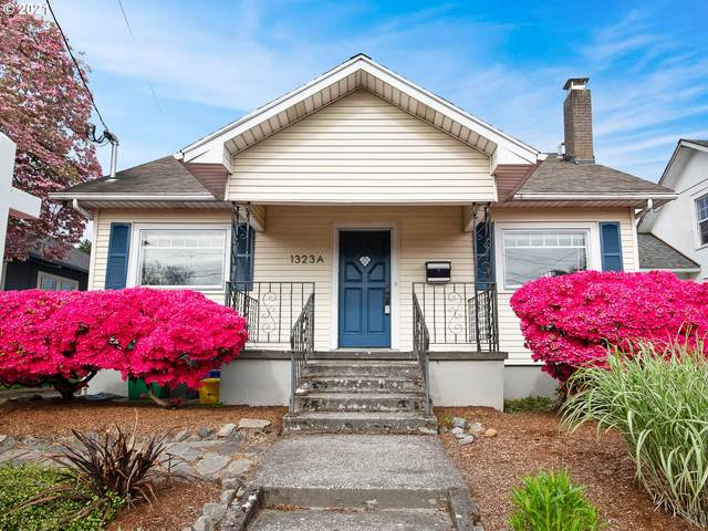 1323 NE 60TH Ave A + B, Portland, OR 97213 (MLS #21135187) :: Stellar Realty Northwest