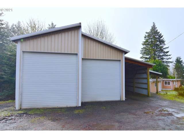 94602 Rink Crk Ln, Coquille, OR 97423 (MLS #21135366) :: Song Real Estate