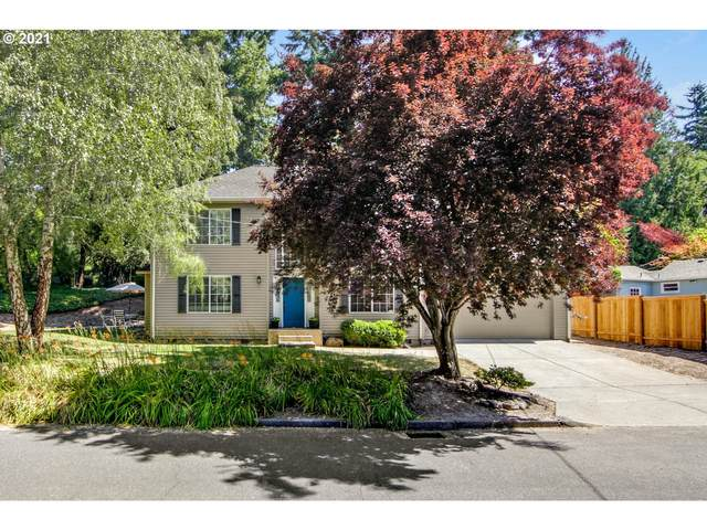 4742 SW 53RD Ave, Portland, OR 97221 (MLS #21135372) :: The Liu Group