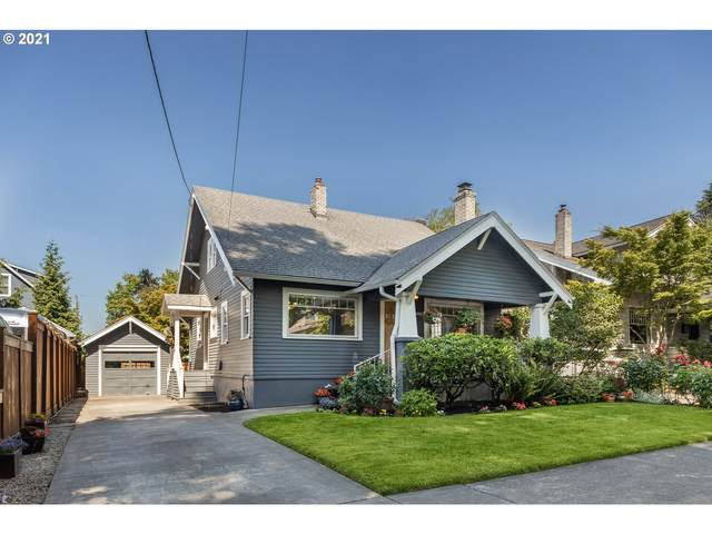 2525 NE 48TH Ave, Portland, OR 97213 (MLS #21135569) :: Townsend Jarvis Group Real Estate