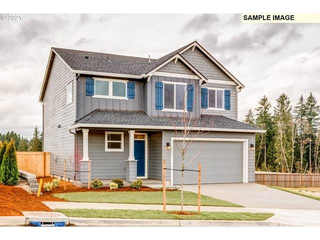 164 W 18th St #52, Lafayette, OR 97127 (MLS #21135601) :: Cano Real Estate