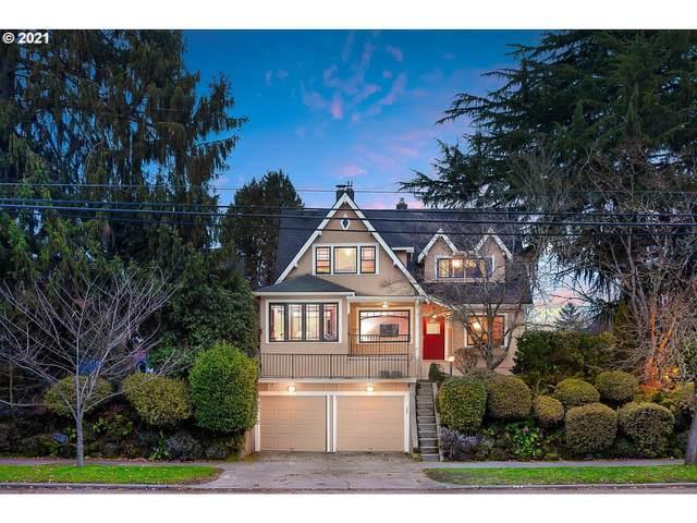 503 NE Laddington Ct, Portland, OR 97232 (MLS #21135643) :: Premiere Property Group LLC