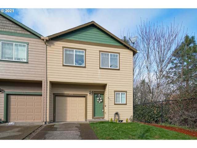 153 NW Marshall Dr, Hillsboro, OR 97124 (MLS #21135678) :: Song Real Estate