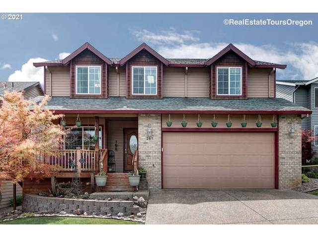 261 SW Oliver Ct, Dundee, OR 97115 (MLS #21135747) :: Townsend Jarvis Group Real Estate