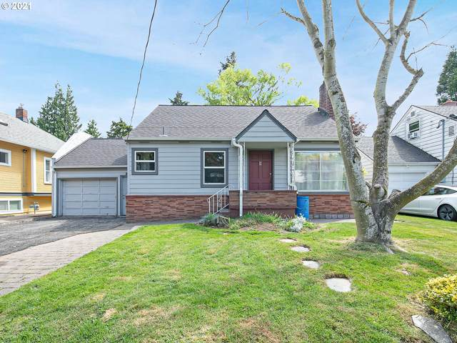 2292 SE 38TH Ave, Portland, OR 97214 (MLS #21136355) :: Next Home Realty Connection