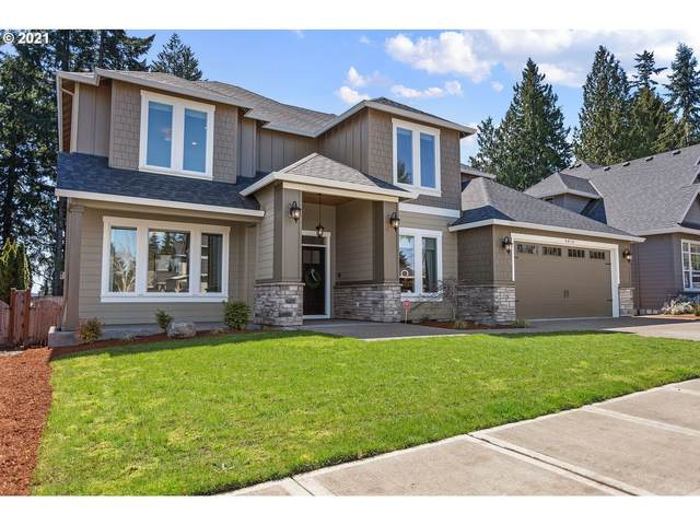 9010 SW Inez St, Portland, OR 97224 (MLS #21136606) :: Next Home Realty Connection