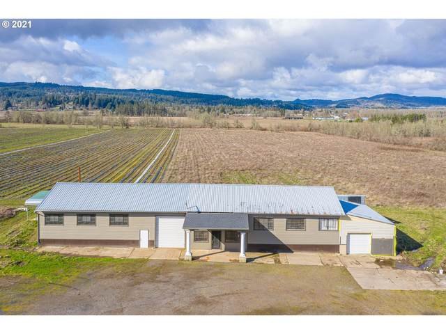 82804 Butte Rd, Creswell, OR 97426 (MLS #21136867) :: Duncan Real Estate Group