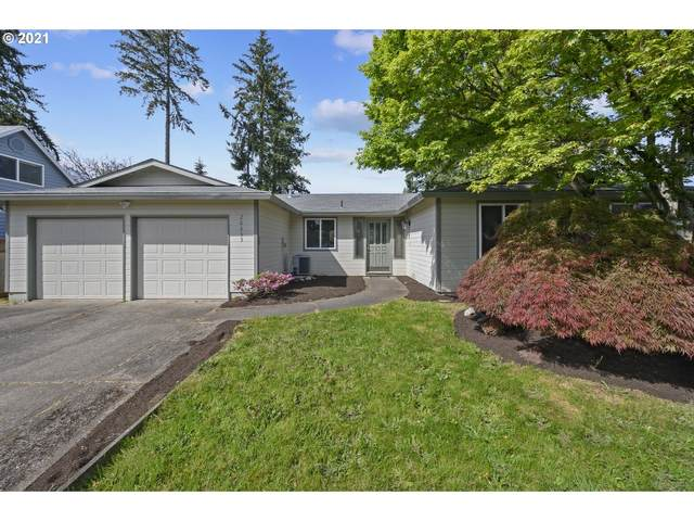 20665 SW Wyngate St, Aloha, OR 97078 (MLS #21137091) :: RE/MAX Integrity