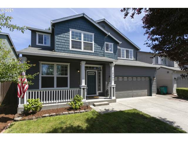 10303 NE 86TH Ave, Vancouver, WA 98662 (MLS #21137095) :: Song Real Estate