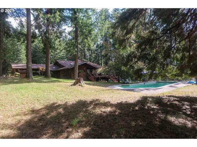 48040 Evergreen Ln, Oakridge, OR 97463 (MLS #21137113) :: Lux Properties