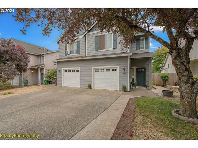 35461 Oakwood Dr, St. Helens, OR 97051 (MLS #21137141) :: Oregon Digs Real Estate