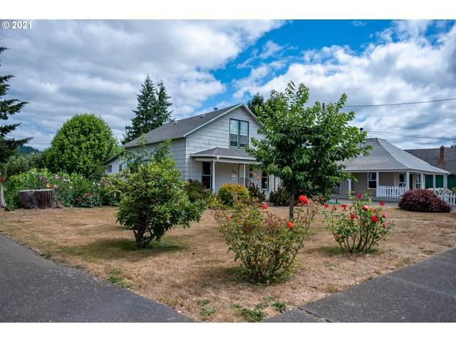 225 Alder, Myrtle Point, OR 97458 (MLS #21137181) :: Townsend Jarvis Group Real Estate