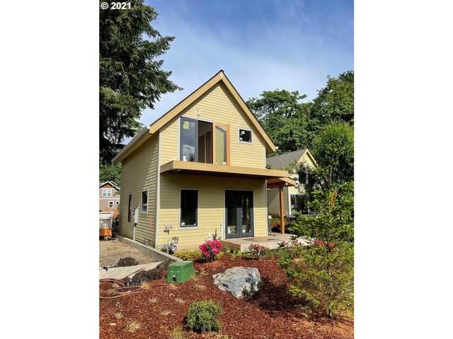486 Miller St, Oregon City, OR 97045 (MLS #21137204) :: Real Estate by Wesley