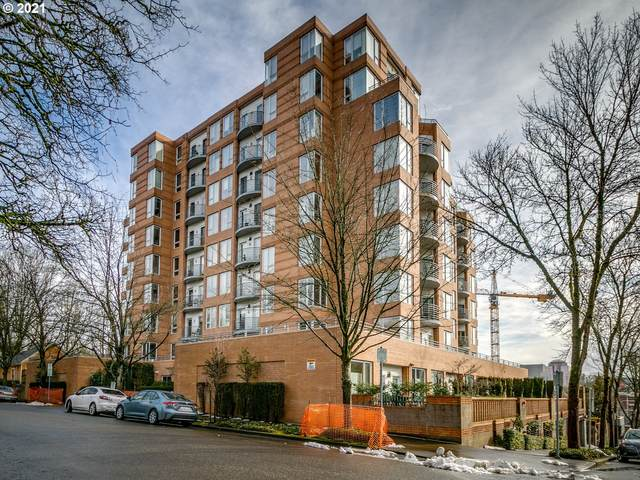 1132 SW 19TH Ave #704, Portland, OR 97205 (MLS #21137234) :: Gustavo Group