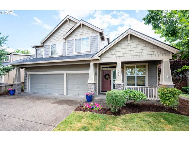 963 Throne Dr, Eugene, OR 97402 (MLS #21137514) :: Fox Real Estate Group