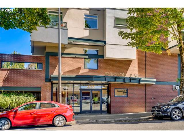 1718 NE 11TH Ave #304, Portland, OR 97212 (MLS #21137580) :: Song Real Estate